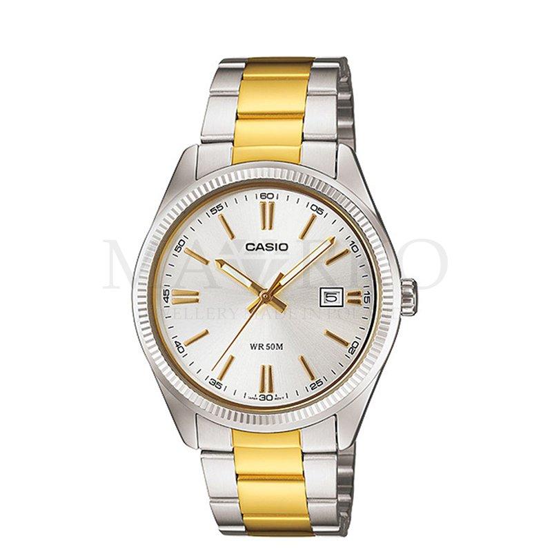 stylowy zegarek Casio